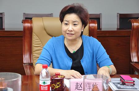 天津塑力线缆集团有限公司董事长赵军屹