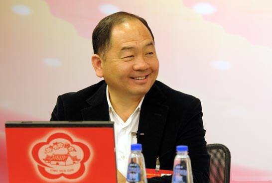 狗不理集团股份有限公司董事长张彦森