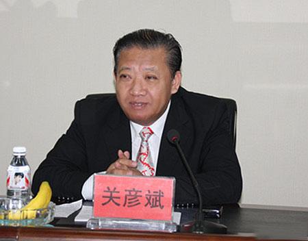 葵花药业集团股份有限公司总裁关彦斌